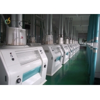 Quality Pneumatic Flour Mill Machinery 150kw Compact Flour Mill for sale