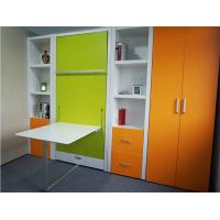 Buy cheap Vertical Open Single Murphy Wall Bed Space Saving Hidden Wall Bed from Wholesalers