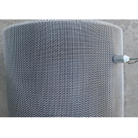 Quality 2.03mm Stainless Woven Wire Mesh , SS202 Dutch Weave Wire Mesh for sale