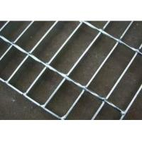 Quality Anti Corrosion Galvanized Metal Grating / Car Wash Drain Grates With Frame Customize Size for sale
