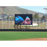 China Strong Structure Stadium LED Screens P5 1/8 Scan 5-400m View Distance on sale