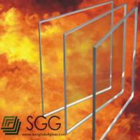 Quality laminated fire rated glass for sale