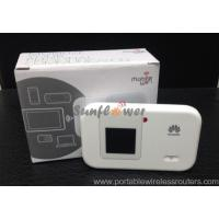 Buy cheap Huawei E5372 4g LTE router / Pocket Wifi Router 150Mbps FDD Full Band from wholesalers