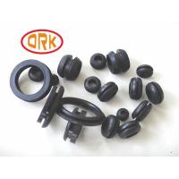 Quality Automobile Silicone Rubber Bushing Seal High Flexibility 70 ± 5 Shore Hardness for sale
