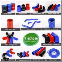 Quality High temperature flexible silicone radiator truck scania rubber hose for sale