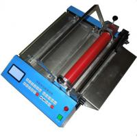 Quality Full Automatic Yellow wax tubes Cutting Machine LM-300s(cold knife),electric fabric cutting machine for sale