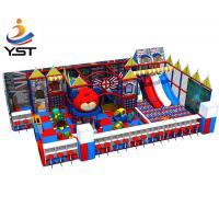 Quality Professional Soft Indoor Playground Equipment YST1804 - 15 For Amusement Park for sale