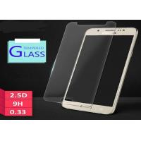China Waterproof Samsung Tempered Glass Screen Protector Hard For Samsung On7 Pro on sale