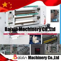 Quality Automatic Slitting Rewinding Machine for Adhseive Tape/Pet/PVC for sale