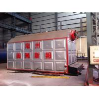 Quality Water heated 8 Ton Coal Fired Steam Boiler Of High Pressure 1.25Mpa - 2.45Mpa for sale