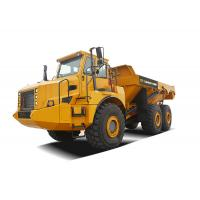 China 39 ton capacity Articulated Mining Dump Trucks, 6X6 Articulated Hauler for rough terrain on sale