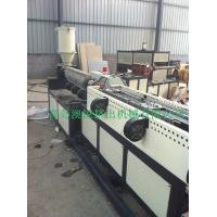 Quality PE Plastic Extrusion Line , PE Carbon Sprial Reinforcing Pipe Enquipment Plant Extruder for sale