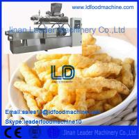 Quality China automatic CE Cheetos processing line for sale