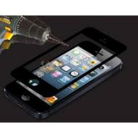 China Tempered glass screen protector for iphone 5/5C/5S! 9H hardness on sale
