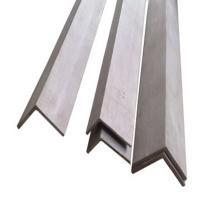 Quality AISI 201 Stainless Steel Angle Bar 200 Series 300 Series Un - Equal Construction for sale