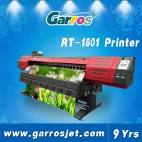 Quality 6ft infoor outdoor large format eco solvent inkjet printing machine for sale