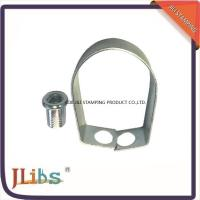 Standard Hanging Pipe Clamps Without Rubber , Super Pipe