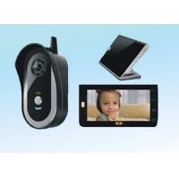 Quality Waterproof Audio Villa Video Door Phone With 7 Inch Colour Screen for sale