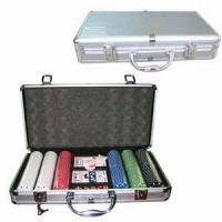 Quality 300pcs Poker Chip Set for sale