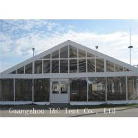 Waterproof Display Tents For Trade Shows , 800 Seater Commercial Canopy Tent