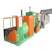 Quality Waste Paper Egg Tray Making Machine / Pulp Molding Equipment Long Life Use for sale