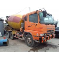 Quality Used Mitsubishi 10 cbm concrete mixer for sale