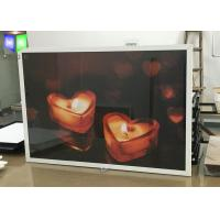 Quality Rectangle Outdoor Snap Frame Led Light Box Signs 27X40 Poster Frame 15 MM Thickness for sale
