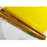 Quality Electrical Insulation Kapton Polyimide Film 20 - 50 Micron Thickness for sale