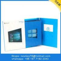 Buy cheap English Korean Russian Language Windows 10 Home OEM Online Activation Download from wholesalers