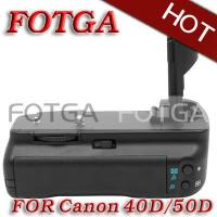 Fotga IR Remote Vertical Battery Grip Replacement for Canon 20D 30D 40D 50D BG-E2N