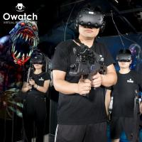 Quality Owatch-9D VR 4 Players Team Up Against Monsters Htc Vive Virtual Reality Vr Htc Spacevr Shooting for sale