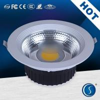 Quality COB 30w led down light manufacturers wholesale supply for sale