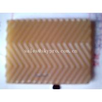 China High tensile Anti-slip wave pattern rubber sheets for shoe soles / boot sole on sale