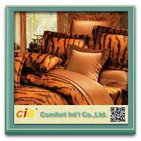 China Comfort Polyester Bedspreads Bedding Sheets For Home / Hotal / School on sale