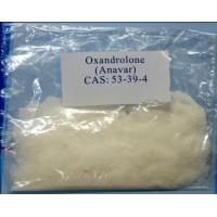 Quality Growth Hormone CAS 53-39-4 Oral Anabolic Steroids Anavar Powder To Build Muscle Oxandrolon for sale