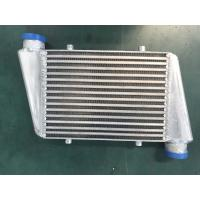 Automobile intercooler charge air cooler auto radiator