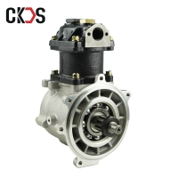 Buy cheap ME093665 Mitsubishi Fuso 6D24 Engine Truck Air Brake Compressor from wholesalers