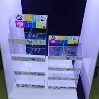 China wholesale acrylic cell phone accessories display rack for sale on sale