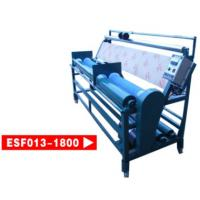 China Continuously Viable PVC Leather Rolling Machine Tatting Cloth Roll Machinery on sale