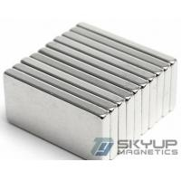 Quality Square/Block Ndfeb/Neo Magnet For MRI, Wind Generator, Magnetic Sensors for sale