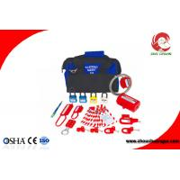Quality Departmental and Group Safety Lockout Kit ZC-Z13 , Electrical isolation combination bag for sale