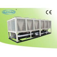 China 632kw Modular Air Cooled Screw Chiller / Air Conditioning Chiller CE Approvals on sale