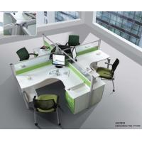 China 4 seat office partition workstation,4 seat office cubicle,#JO-7010 on sale
