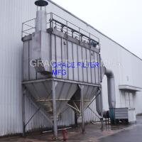 Quality Bio Bag Filters Fabric Filter Dust Collector Filter Industrial Dust Collector for sale