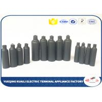 Quality AMC Adhesive lined Polyolefin Mini Insulating Caps Black And Transparent for sale