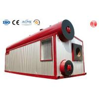 China 204℃ Commercial Steam Boiler , Lpg Combi Boiler Waste Heat Recovery Professional on sale