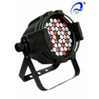 Quality Light Weight RGB LED Par Light 9W / 12W For Road Shows Low Power Consumption for sale