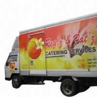Quality Large Format Vehicle/Body Sticker, OEM Orders are Welcome for sale