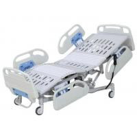 China Multi-Purpose Detachable Foldable Electric Hospital Bed 4 electric motor on sale