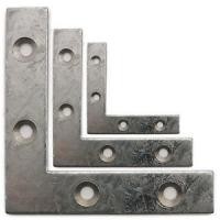 Buy Polished Small Metal Angle Brackets Auto Use Anti Corrosion 0.15mm Thickness at wholesale prices